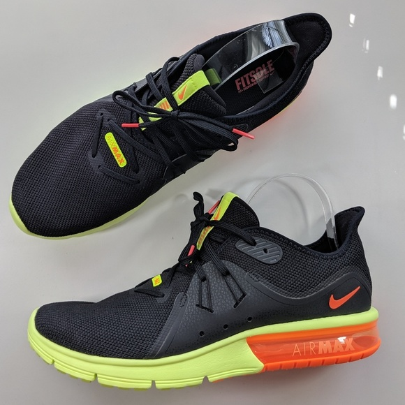 Buy Nike nike authentic new men's nike air max sequent